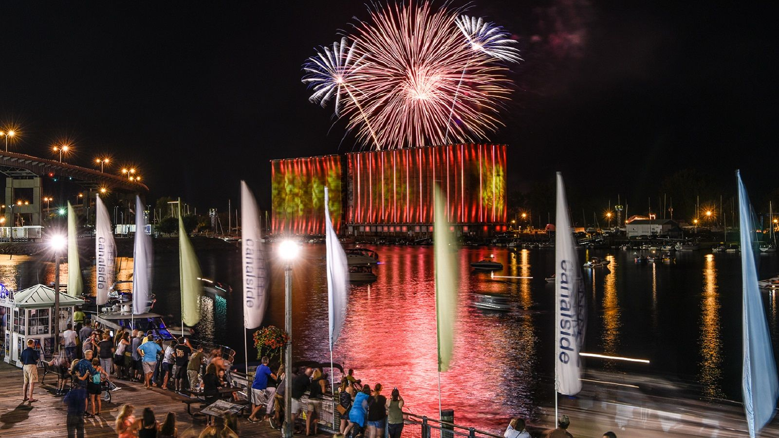 Things to do in Buffalo - Canalside