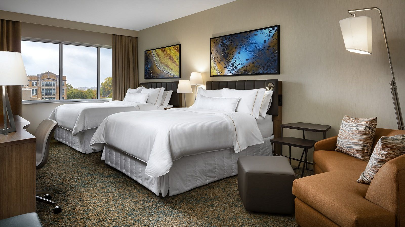 Buffalo Accommodations The Westin Buffalo